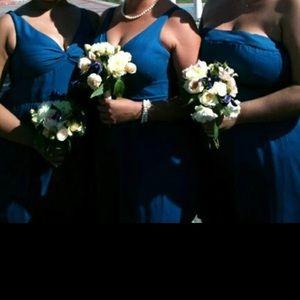 "J Crew ""Annabelle"" Chiron dress"
